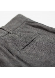 Anthracite grey children's pant
