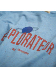 T-shirt Explorateur