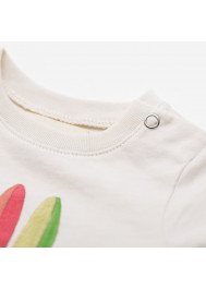 Off-white surf boards baby's T-shirt