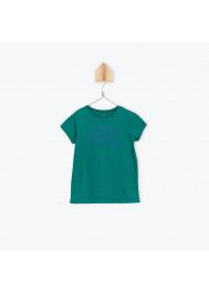 Green Incroyable boy's T-shirt