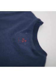 T-shirt garçon marine Arsène