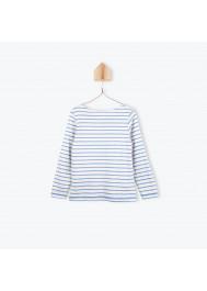 T-shirt marinière Carpes