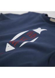 T-shirt bébé garçon marine Arsène
